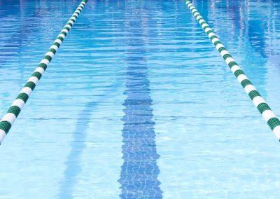 Swimming Pool Swim Lanes